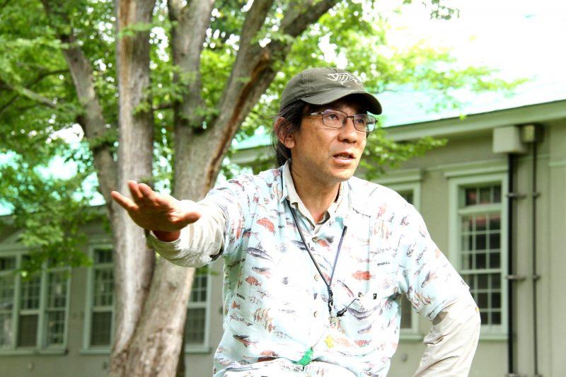 長谷川英祐(北海道大学大学院准教授)