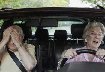 高齢者の自動車死亡事故割合が増加