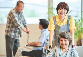介護施設も多様化、施設の特徴を知り入居を考える