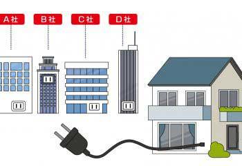 身近な電気の話電力自由化!すでに2000万軒の家庭が電力小売業者に変更しています