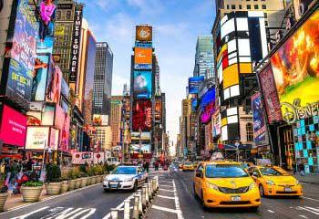 あこがれのニューヨークで暮らす。そのコストと仕事とは?