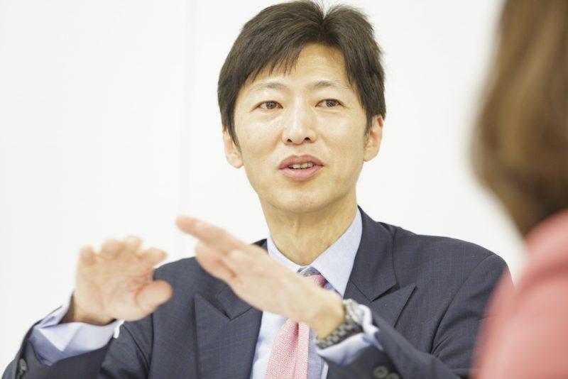 中野晴啓(セゾン投信株式会社 代表取締役社長)