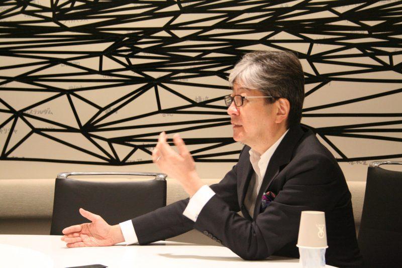 松本大(マネックスグループ株式会社 取締役会長兼代表執行役社長CEO)