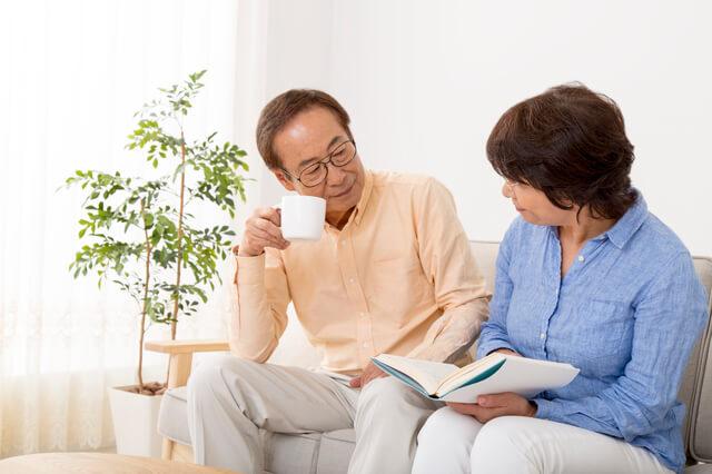 年金受給者は誰と一緒に暮らすのか?老後のライフプランは早めに。