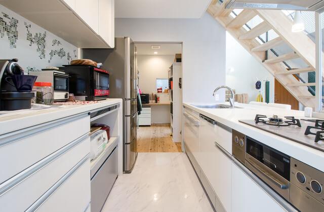 片づけの美学38 消耗品から見直すキッチンの作業効率。もっと動きやすいキッチンに