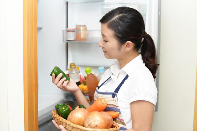 片づけの美学37 食費の節約には整理が効く「冷蔵庫」