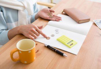 お金が貯まる家計簿を作る為のポイント