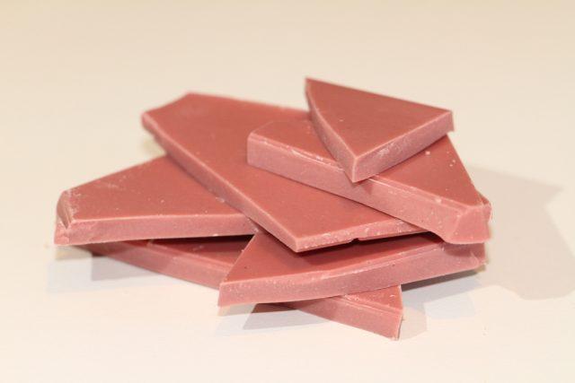 流行に敏感な女子は知っている 第四のチョコ「ルビーチョコレート」とは