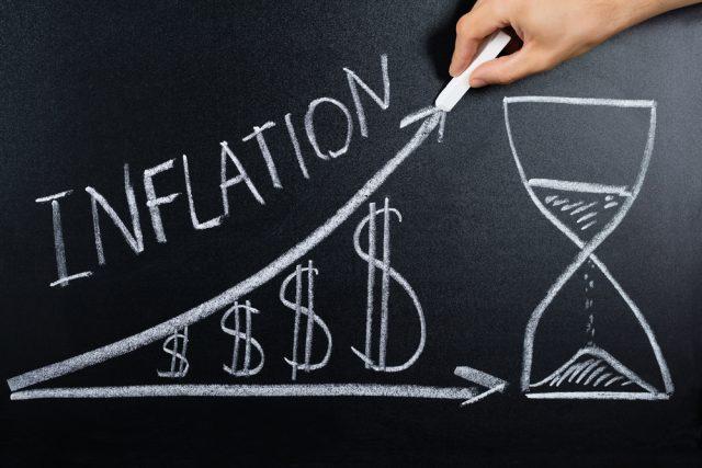 インフレ(物価上昇)で損する、元本保証商品のリスク