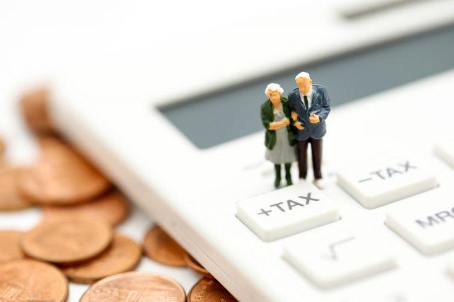 相続のキホン(8) うちの相続税はどのくらい?(相続税の計算方法)