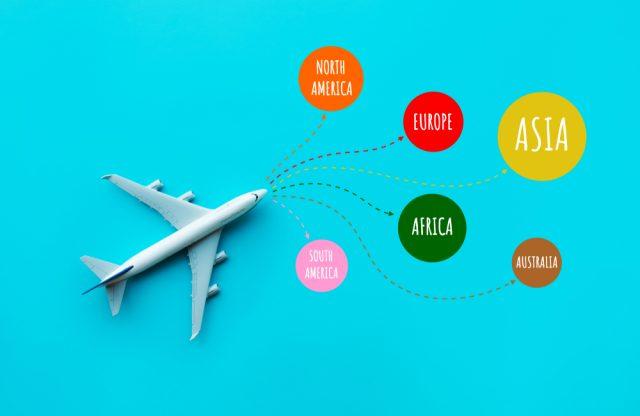 飛行機に乗らずにマイルを貯める4つの方法をおさらいしよう
