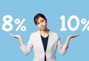 今さら聞けない?始まった「軽減税率」どれが8%で何が10%なの?
