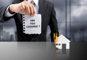 災害が起きたときのために、火災保険への加入を考えましょう