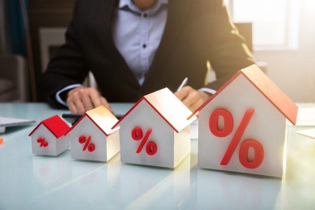 住宅ローン金利はどのように推移しているの?低金利は続くのか?
