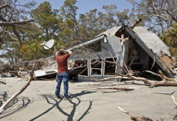 自然災害は火災保険の補償の対象になる?ならない?
