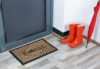 片づけの美学75 傘・カッパ、玄関まわりを梅雨・夕立仕様にカスタマイズ