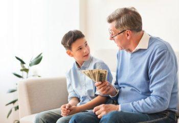 孫に教育費を贈与したい!税金がかからないのはいくらまで?