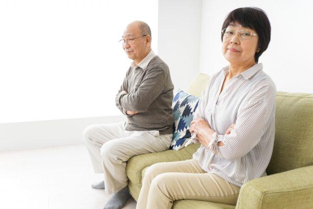 熟年離婚する場合、年金分割はどうなる?