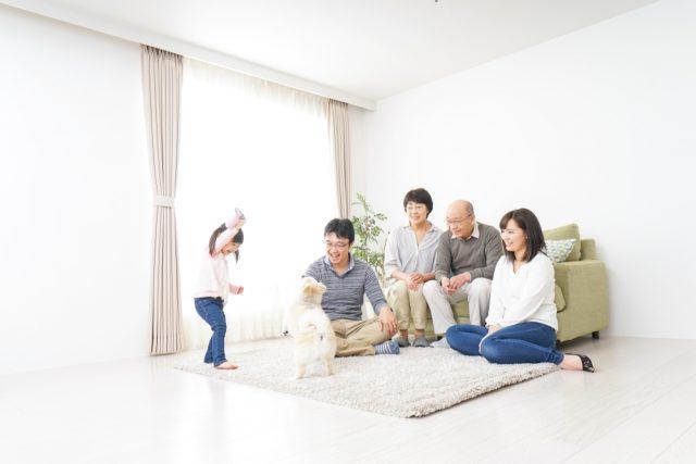 親と同居することで生じるお金のメリットとは