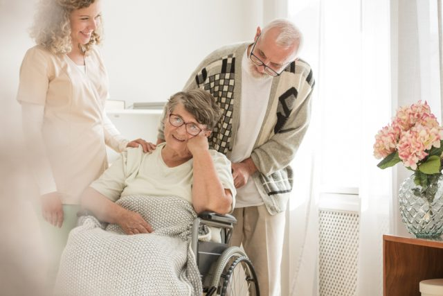 入居希望者が多い「特別養護老人ホーム」に入るには?