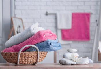 【片づけの美学94】タオルのためのローテーション収納・長持ちタオルのコツ