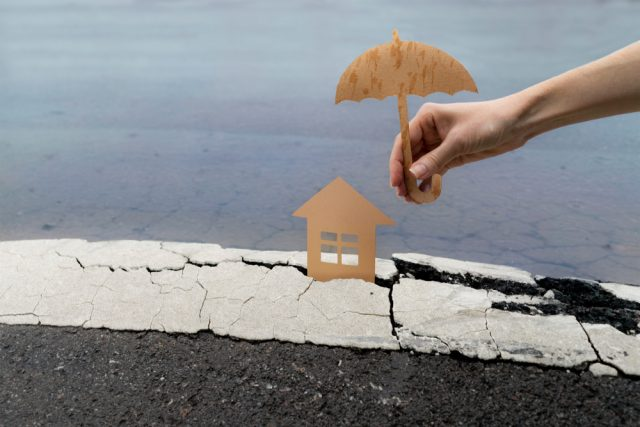 地震保険の付帯率、市区によって最大82%も差がある?