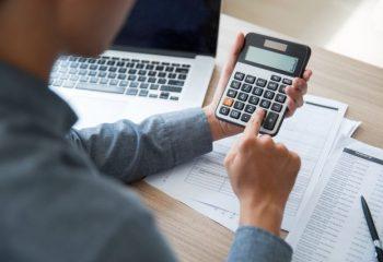 所得税の計算方法は? 一体どのくらいかかっている?