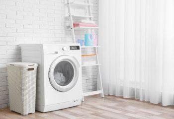 片づけの美学96 洗濯機まわりの洗剤・小物類、どうやったらスッキリする?