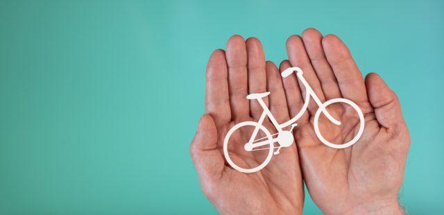 自転車保険加入率は全国平均でどれくらい?