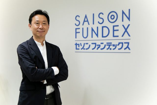 株式会社セゾンファンデックス 代表取締役社長  青山 照久