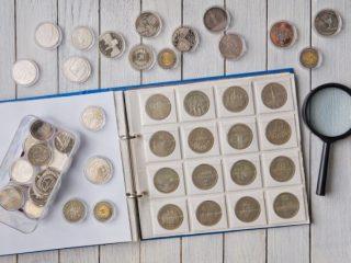 ここのところ発行が増えている記念貨幣。もしも金貨が抽選で当選したら、もうかる?