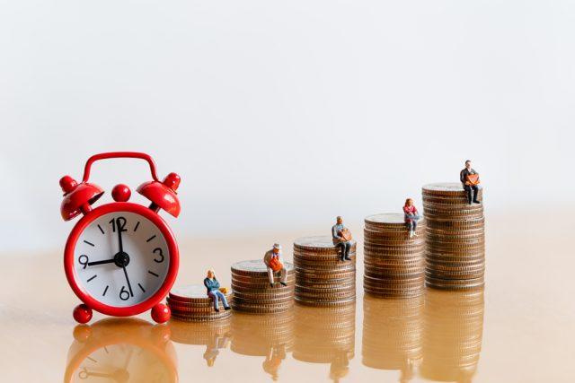 年金にまつわる年数をもう一度整理(1)「10年」に関するもの