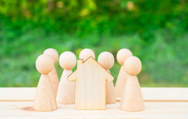 相続財産の分割の方法。遺産が簡単に分けられない場合にはどうしたらよいか?