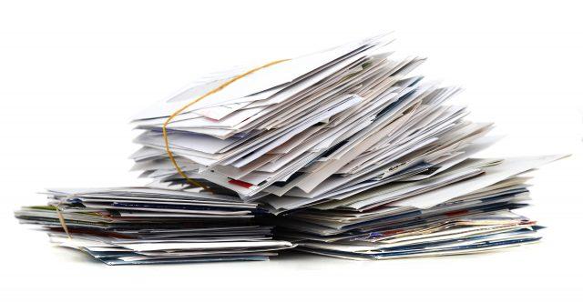 片づけの美学107 DMや後日使う書類の保管ができない……おすすめアイテムは?