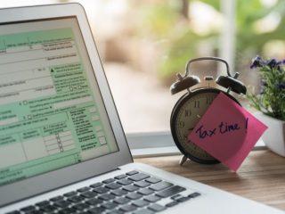 ふるさと納税をした場合、所得税はいつ頃還付される?